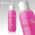Silcare, The Garden of Colour, Aceton Strawberry Pink, 570ml