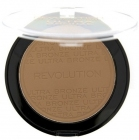 MakeUp Revolution Ultra Bronze, Matowy Bronzer