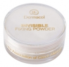Dermacol, Invisible Fixing Powder, Matujący Puder, Light