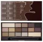 MakeUp Revolution, Death By Chocolate, Paleta cieni