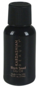 Farouk, Kardashian Beauty, Black Seed Dry Oil, Olejek z czarnuszki, 15 ml