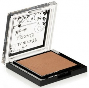 Barry M, Natural Dazzle Compact, Matowy bronzer kompaktowy