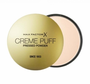 Max Factor, Creme Puff, Puder 50 Natural, 21g