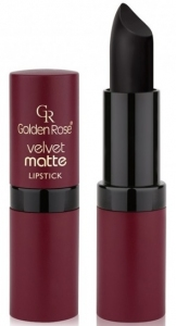 Golden Rose, Velvet Matte, Matowa pomadka do ust, 33
