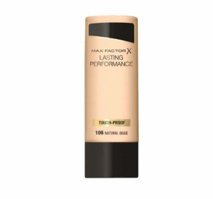 Max Factor, Lasting Performance 106 Natural Beige